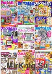 Quick & Easy Cross Stitch 1998-2007
