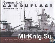 German Naval camouflage volume 1 - 1939-1945