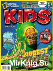 National Geographic Kids August 2011