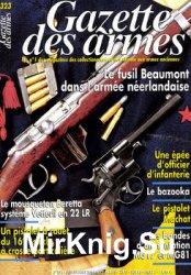 Gazette des Armes №323