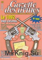 Gazette des Armes №400