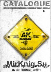 AK Interactive Catalogue 2016 Russian