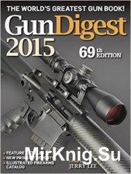 Gun Digest 2015, 69 edition
