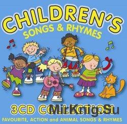 Children's Songs & Rhymes (audiobook)
