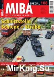 MIBA - Die Eisenbahn im Modell Spezial №108