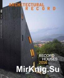 Architectural Record - April 2016