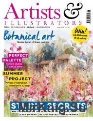 Artists & Illustrators June 2016