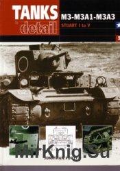 M3-M3A1-M3A3 Stuart I to V