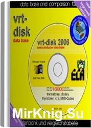 VRT-DISK-2006. База данных радиодеталей и компонентов