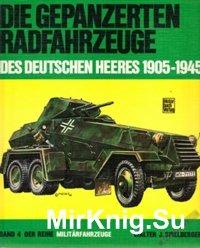 Die Gepanzerten Radfahrzeuge Des Deutschen Heeres 1905-1945