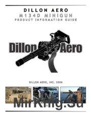 Dillon Aero M134D Minigun product information guide