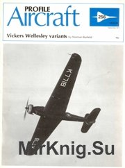 Vickers Wellesley variants - Aircraft Profile 256
