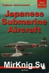 Japanese Submarine Aircraft - Mushroom Red Series 5103