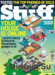 Stuff (UK) № 7, 2015