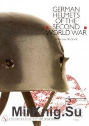 German Helmets of the Second World War Vol.2