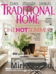 Traditional Home - June 2016