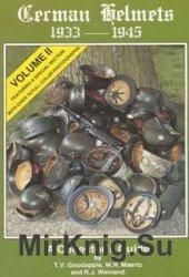 German Helmets 1933-1945 Vol.II: A Collector's Guide