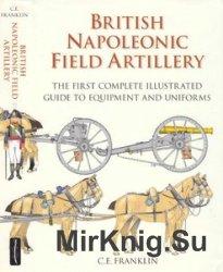 British Napoleonic Field Artillery