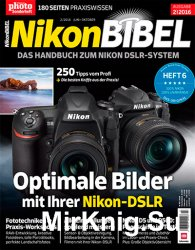 Digital Photo Sonderheft - Nikon Bibel Nr.2 Juni-Oktober 2016