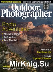 Outdoor Photographer July 2016
