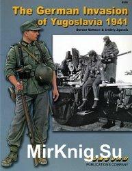 Сoncord 6526 - The German Invasion of Yugoslavia 1941
