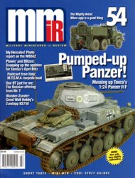 Military Miniatures in Review №54