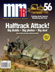 Military Miniatures in Review №56