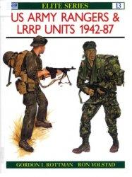 US Army Rangers & LRRP Units 1942–87