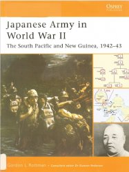 Japanese Army in World War II The South Pacific and New Guinea, 1942–43