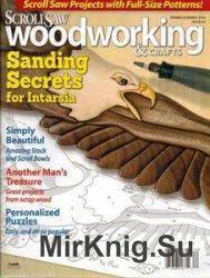 ScrollSaw Woodworking & Crafts 063 Spring/Summer 2016