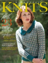 Interweave Knits - Fall 2012