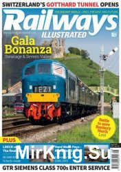 Railways Illustrated 2016-08