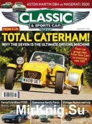 Classic & Sports Car - August 2016 (UK)