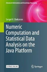 Numeric Computation and Statistical Data Analysis on the Java Platform