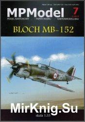Bloch MB-152 [MP Model 07]