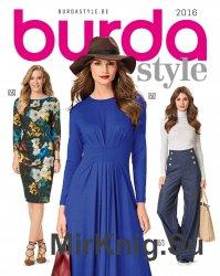 Каталог Burda Style Collection 2016 - 2017