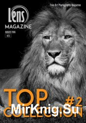 Lens Magazine August 2016