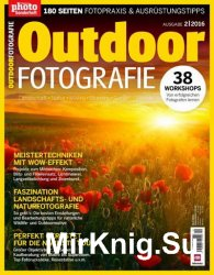 Digital Photo Sonderheft - Outdoor Fotografie Nr.2 2016