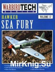 Hawker Sea Fury (Warbird Tech Series 37)