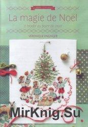La magie de Noel - A broder au point de croix