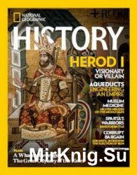 National Geographic History - November/December 2016
