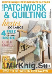 Patchwork and Quilting - November 2016