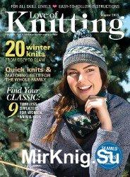 Love of Knitting - Winter 2016