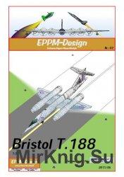 Экспериментальный бомбардировщик Bristol T.188, Франция [EPPM-Design 05/2011]