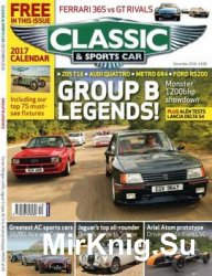 Classic & Sports Car - December 2016 (UK)