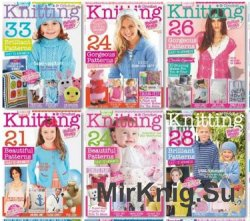 Knitting & Crochet from Woman's Weekly - 2016 Full Year Issues Collection