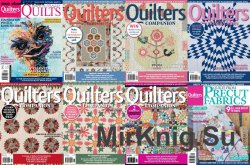 Quilters Companion - 2016 Full Year Issues Collection