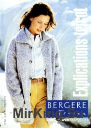 Bergere de France. Explications Tricot. Creations 99/2000
