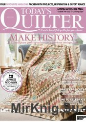 Today's Quilter  №16 2016