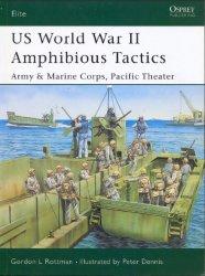 US World War II Amphibious Tactics Army & Marine Corps, Pacific Theater